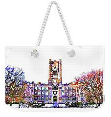 Fordham University Weekender Tote Bag