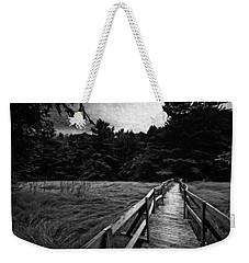 Fore River Marsh Weekender Tote Bag