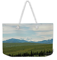 Foreground And Mountain Weekender Tote Bag