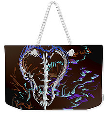 Foreign Object Invasion Weekender Tote Bag