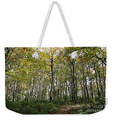 Forest Canopy Weekender Tote Bag