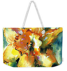 Forest Daffodil The Prayer Weekender Tote Bag