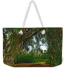 Weekender Tote Bag featuring the photograph Forest Dreams by Mark Blauhoefer