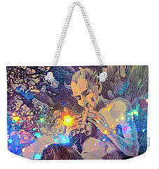 Forest Faun Weekender Tote Bag