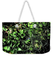 Forest Floor Weekender Tote Bag