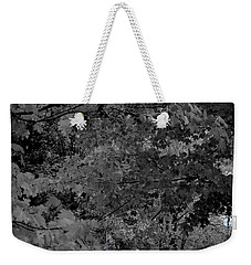 Forest Hut Weekender Tote Bag