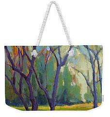 Forest In Spring Weekender Tote Bag