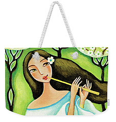 Forest Melody Weekender Tote Bag