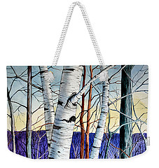 Forest Of Trees Weekender Tote Bag
