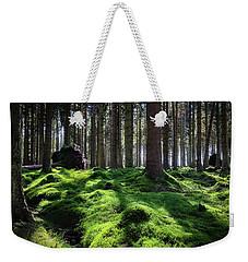 Forest Of Verdacy Weekender Tote Bag