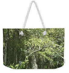 Forest On A Swamp Weekender Tote Bag