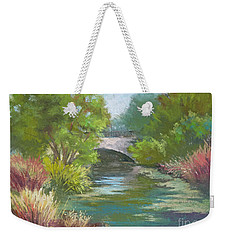Forest Park Bridge Weekender Tote Bag