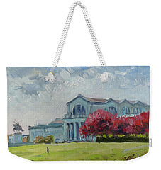 Forest Park Sunny Morning St.louis Weekender Tote Bag