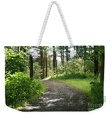 Forest Path. Weekender Tote Bag