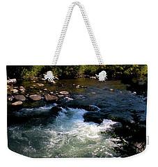 Forest Pool Weekender Tote Bag