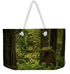 Forest Primeval Weekender Tote Bag