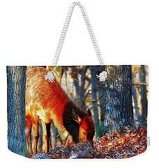 Forest Reflections Weekender Tote Bag by Steve Warnstaff
