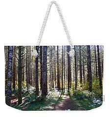 Forest Stroll Weekender Tote Bag