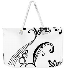 Forest Swirl Series 1 Weekender Tote Bag