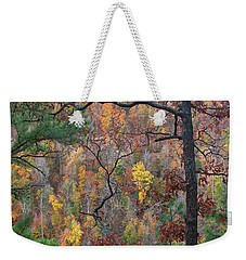Forest Weekender Tote Bag by Tim Fitzharris