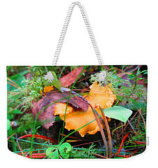 Forest Treasure Weekender Tote Bag