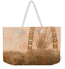 Paris, France - Forest Wheel Weekender Tote Bag