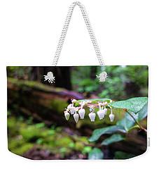Forest Wild Flowers Weekender Tote Bag