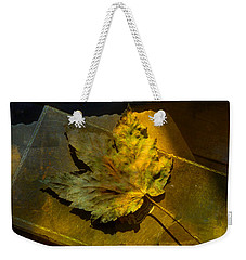 Forever Autumn Weekender Tote Bag
