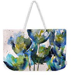 Forever Loving Blue Weekender Tote Bag