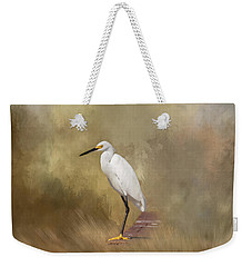 Weekender Tote Bag featuring the photograph Forever Watching by Kim Hojnacki
