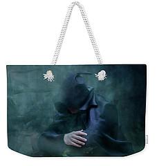 Forgetting  Weekender Tote Bag by Agnieszka Mlicka