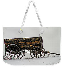 Forgotten Weekender Tote Bag by Alana Thrower