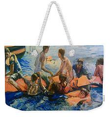 Forgotten But Not Gone Weekender Tote Bag