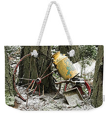 Forgotten By Time Weekender Tote Bag