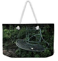 Forgotten Flower Weekender Tote Bag