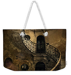 Forgotten Staircase Weekender Tote Bag
