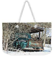 Forgotten Truck Weekender Tote Bag