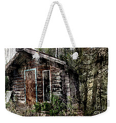 Forgotten Weekender Tote Bag by Tlynn Brentnall