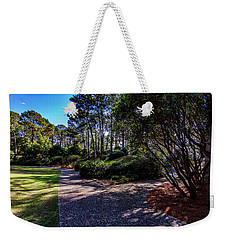 Fork In The Path Weekender Tote Bag by Ken Frischkorn