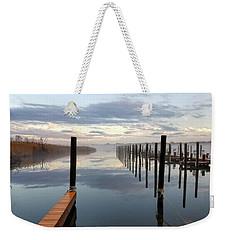 Forked River Four Weekender Tote Bag