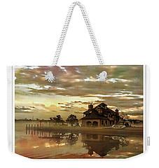 Forked River Six 3 Weekender Tote Bag