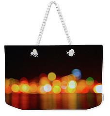 Form Alki - Unfocused Weekender Tote Bag