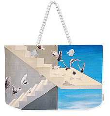 Form Without Function Weekender Tote Bag