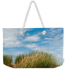 Formby Sand Dunes And Sky Weekender Tote Bag