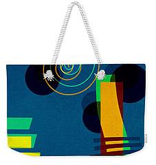 Formes - 03b Weekender Tote Bag