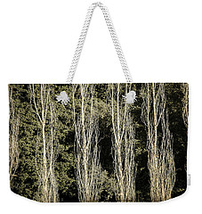 Forrest View Weekender Tote Bag by Michael Nowotny