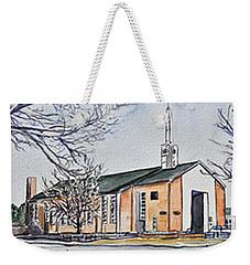 Soldier's Memorial Chapel Weekender Tote Bag