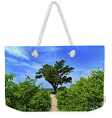 Fort Fisher Hilltop Tree Weekender Tote Bag