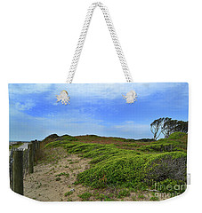 Fort Fisher Landscape Weekender Tote Bag