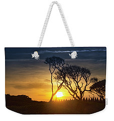 Fort Fisher Sky Watch Weekender Tote Bag